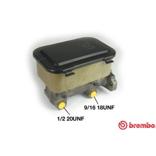 Hauptbremszylinder BREMBO M 59 057 OPEL VAUXHALL