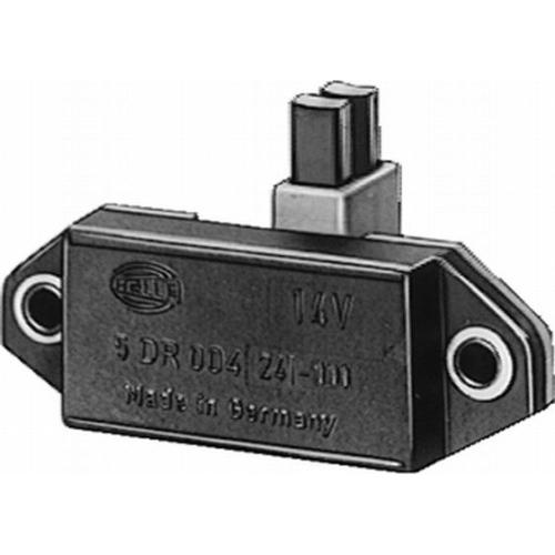 Alternator Regulator HELLA 5DR 004 241-111 DAF FIAT INTERNATIONAL HARV. IVECO