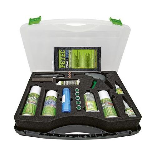 Repair Kit, plastics repair PETEC 98309 KUNSTSTOFF REPAIR KIT