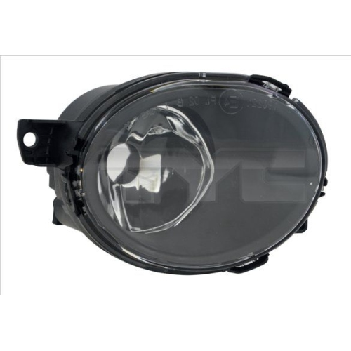 Fog Light TYC 19-6069-01-9 VOLVO