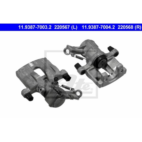 Bremssattel ATE 11.9387-7003.2