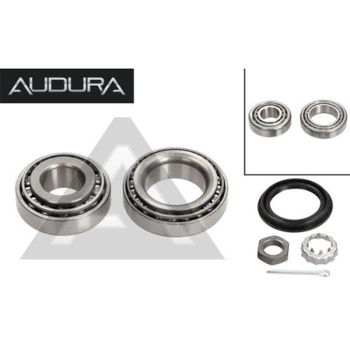 1 Radlagersatz AUDURA passend für AUDI SEAT VW VAG AR11200