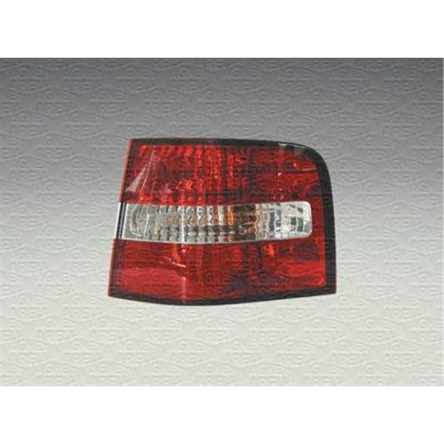 Combination Rearlight MAGNETI MARELLI 714028190801 FIAT