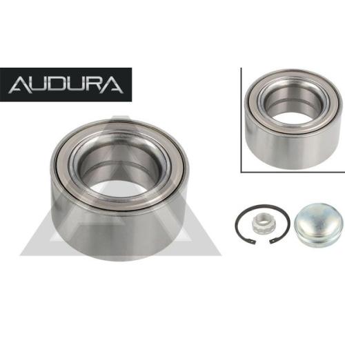 1 Radlagersatz AUDURA passend für MERCEDES-BENZ AR11221