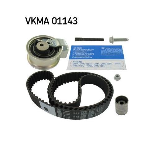 Timing Belt Set SKF VKMA 01143 AUDI FORD MITSUBISHI SEAT SKODA VW
