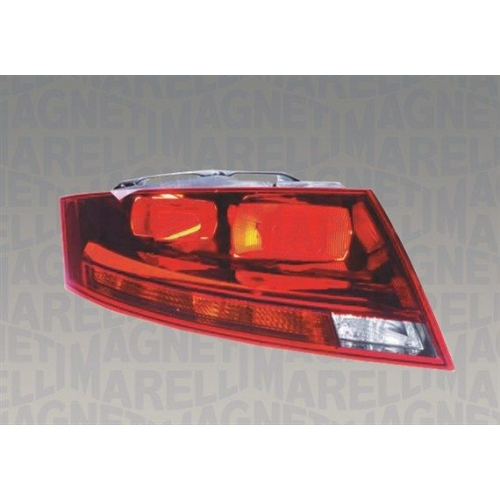 Combination Rearlight MAGNETI MARELLI 715001029005 AUDI
