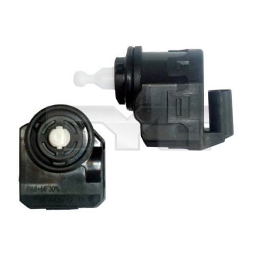 Control, headlight range adjustment TYC 20-14015-MA-1 AUDI SEAT SKODA VW