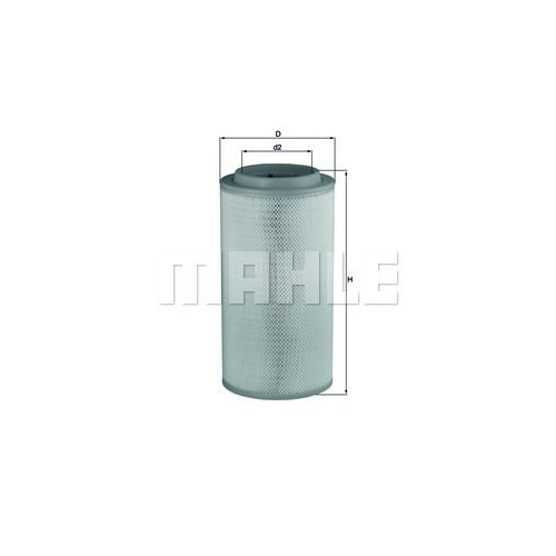 Air Filter MAHLE LX 1734 MERCEDES-BENZ