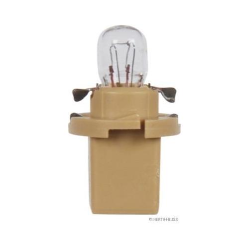 HERTH+BUSS ELPARTS Bulb, instrument lighting 89901253