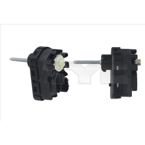 Control, headlight range adjustment TYC 20-12529-MA-1 TOYOTA LEXUS