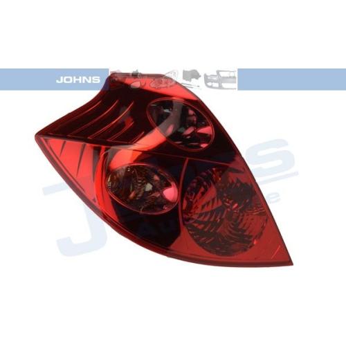 Combination Rearlight JOHNS 41 21 87-1 KIA