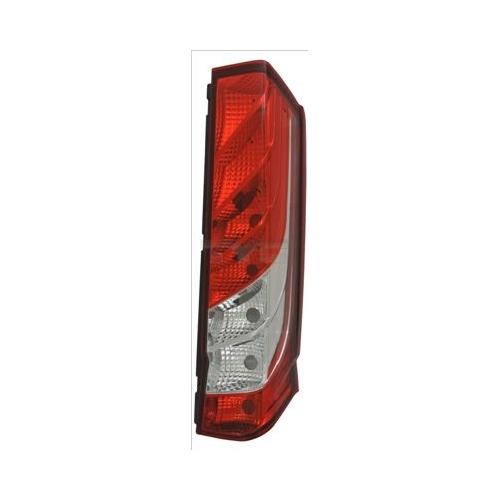 Combination Rearlight TYC 11-12903-01-2 IVECO