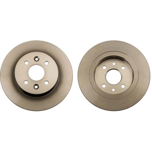 TRW Bremsscheibe DF6055