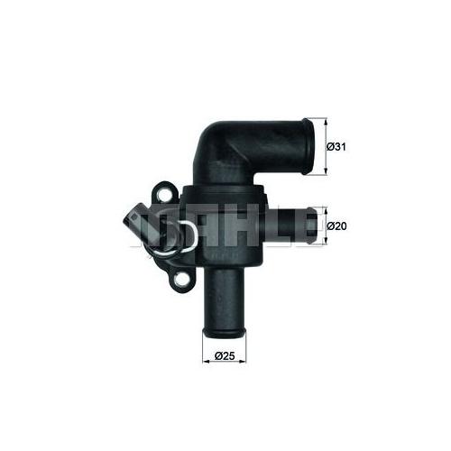 BEHR THERMOT-TRONIK Thermostat, Kühlmittel TI 52 90