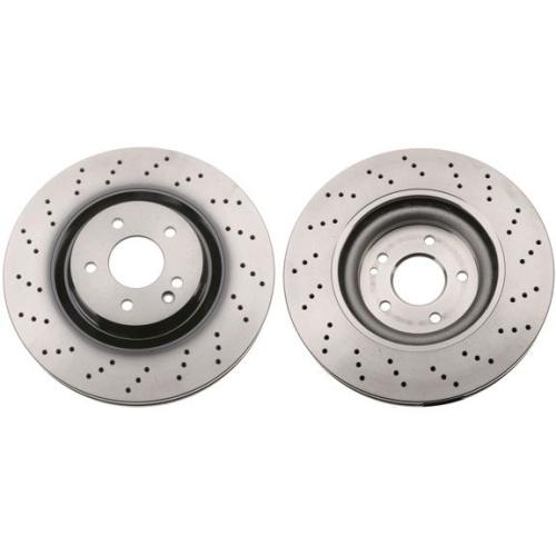 TRW Brake Disc DF6741S