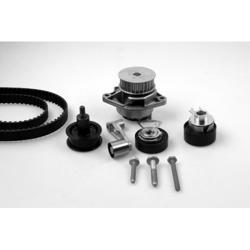 Water Pump & Timing Belt Set GK K980154B AUDI SEAT SKODA VW