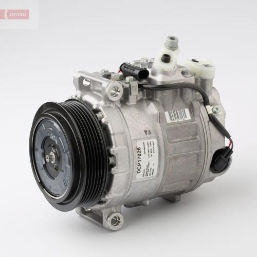 Kompressor, Klimaanlage DENSO DCP17026 MERCEDES-BENZ