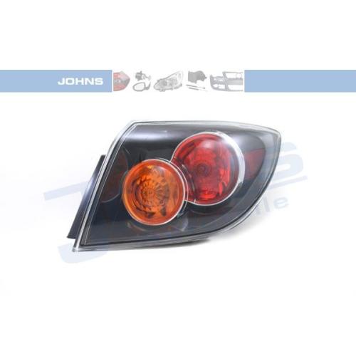 Combination Rearlight JOHNS 45 08 88-41 MAZDA