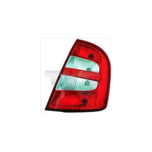 Combination Rearlight TYC 11-0314-01-2 SKODA