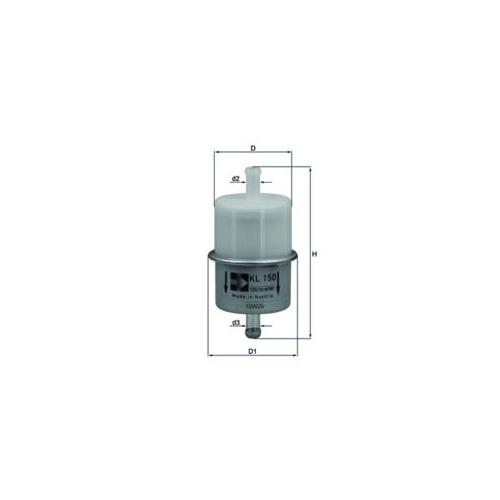 Kraftstofffilter MAHLE KL 150 OF