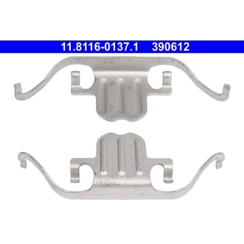 Feder, Bremssattel ATE 11.8116-0137.1 BMW