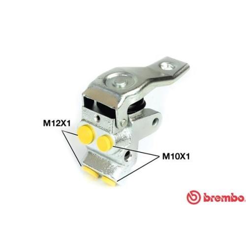 Brake Power Regulator BREMBO R 61 014 CITROËN PEUGEOT