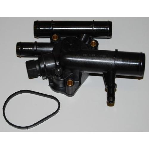 Thermostat, coolant BorgWarner (Wahler) 410517.83D NISSAN OPEL RENAULT VAUXHALL