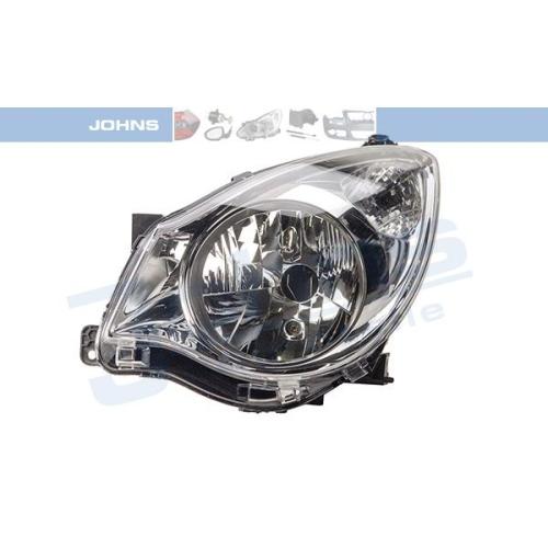 Headlight JOHNS 55 62 09 OPEL