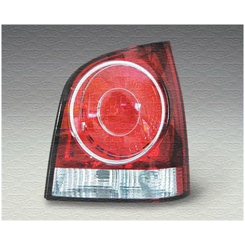 Combination Rearlight MAGNETI MARELLI 714000028300 VW