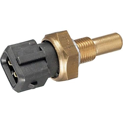 Sensor, Öltemperatur HELLA 6PT 013 113-081 AUDI SKODA VW