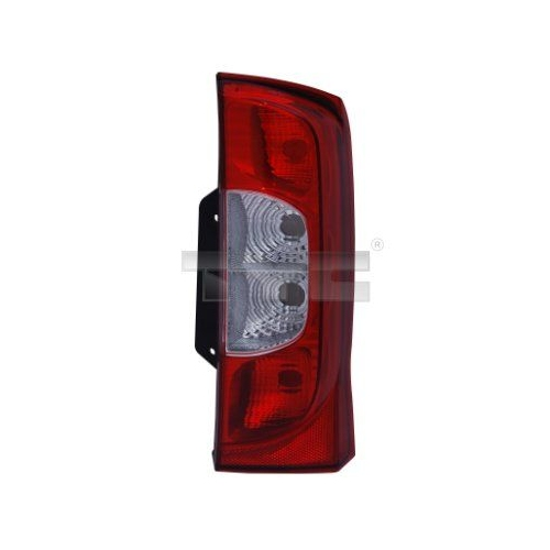 Combination Rearlight TYC 11-11829-01-2 CITROËN FIAT PEUGEOT