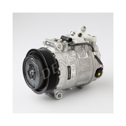 Kompressor, Klimaanlage DENSO DCP17038 MERCEDES-BENZ