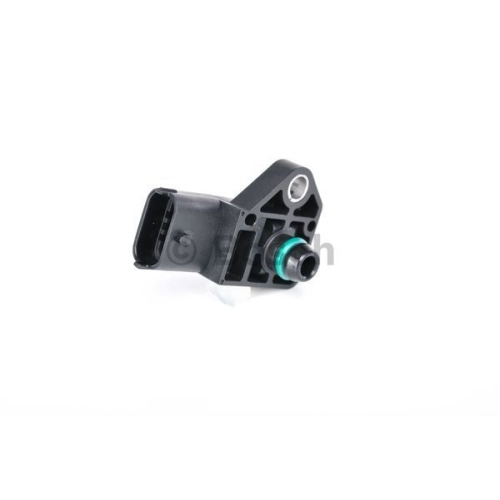 Sensor, Ladedruck BOSCH 0 261 230 101 GMC OPEL SAAB VAUXHALL CHEVROLET PIAGGIO