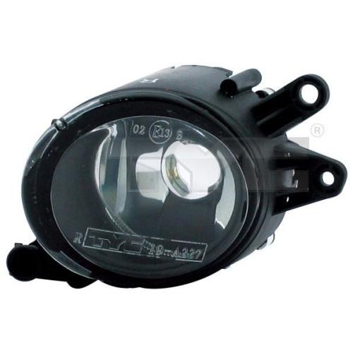 Fog Light TYC 19-0227-01-2 AUDI VOLVO