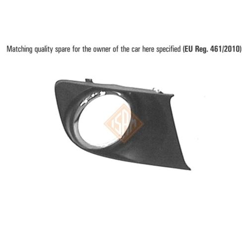 ISAM 0309718 Blende Nebelscheinwerfer vorne rechts für Alfa Romeo 159