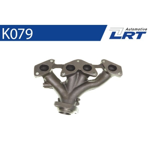 LRT Manifold, exhaust system K079