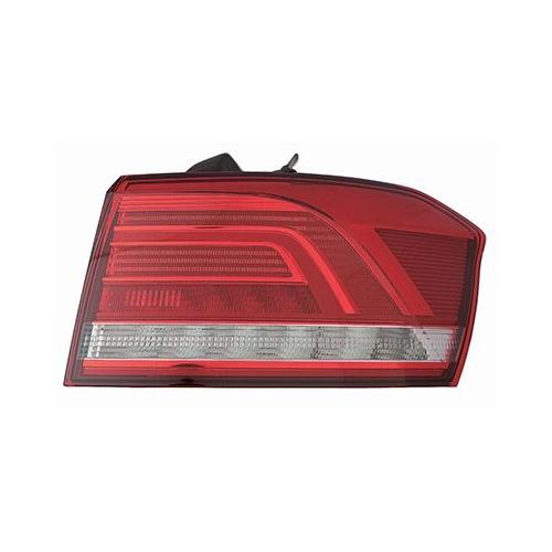 Combination Rearlight VAN WEZEL 5743922 VW