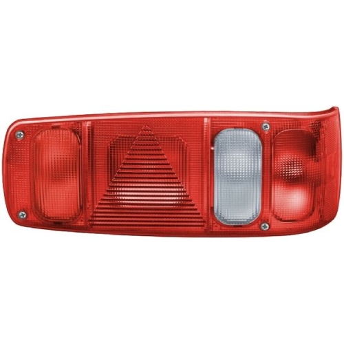 Combination Rearlight HELLA 2VA 007 502-061 HYMER KNAUS