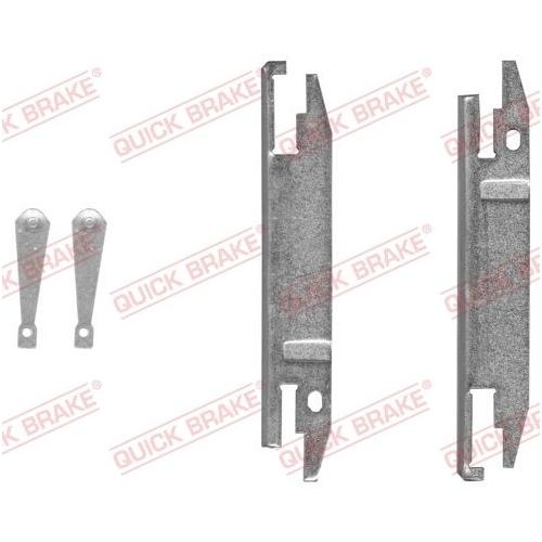Adjuster Set, drum brake QUICK BRAKE 105 53 005