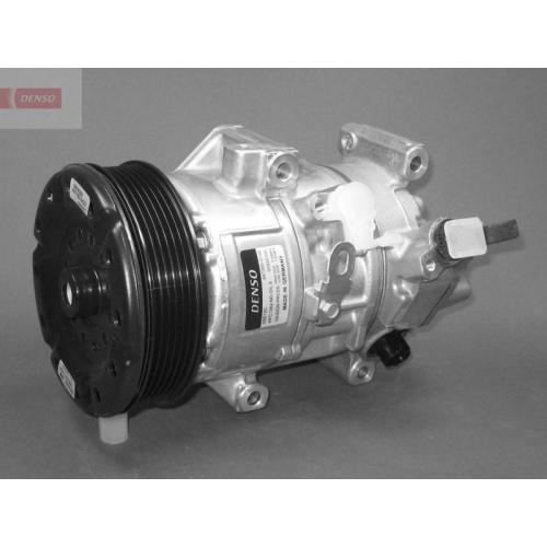 Kompressor, Klimaanlage DENSO DCP50114 TOYOTA
