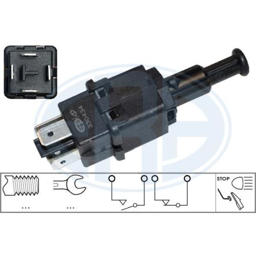 Brake Light Switch ERA 330434 FIAT OPEL SAAB GENERAL MOTORS