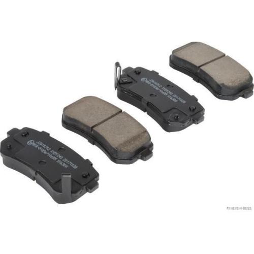 HERTH+BUSS JAKOPARTS Brake Pad Set, disc brake J3610312