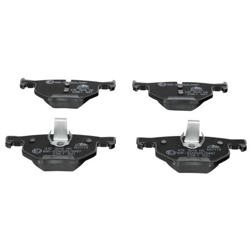 Bremsbelagsatz, Scheibenbremse ATE 13.0460-7174.2 BMW
