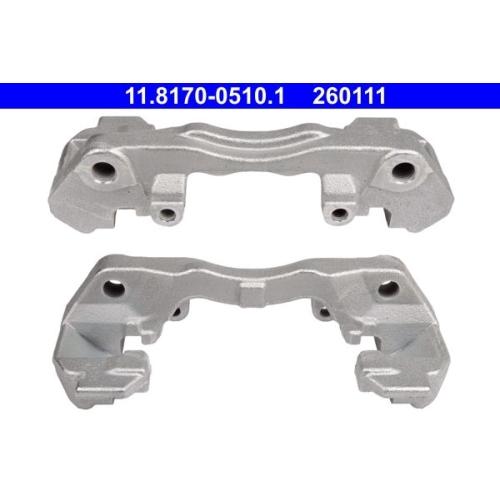 Carrier, brake caliper ATE 11.8170-0510.1 MERCEDES-BENZ VAG