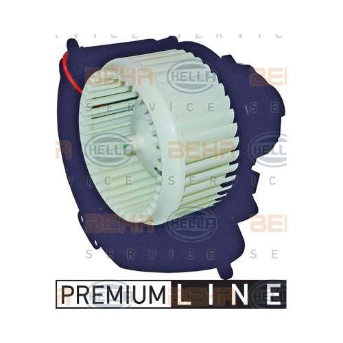 Innenraumgebläse HELLA 8EW 351 043-391 BEHR HELLA SERVICE *** PREMIUM LINE ***
