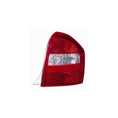 Combination Rearlight VAN WEZEL 8322932 KIA