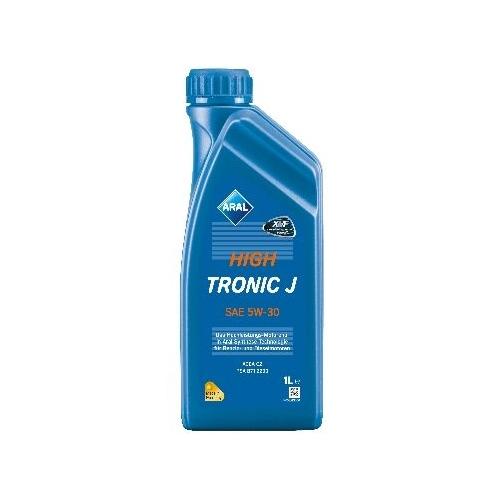 ARAL Öl Motoröl Motorenöl HighTronic J 5W-30 1 Liter (151CED)