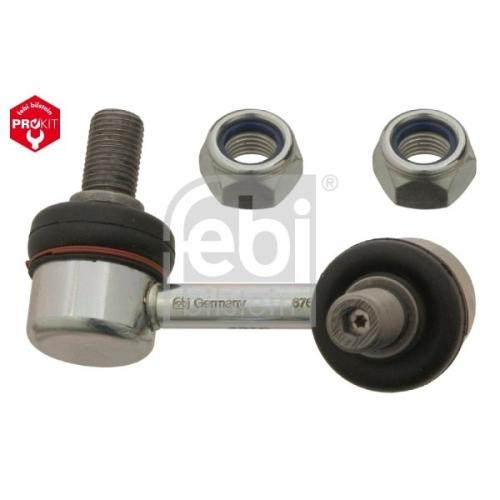 Rod/Strut, stabiliser FEBI BILSTEIN 30843 ProKit MITSUBISHI