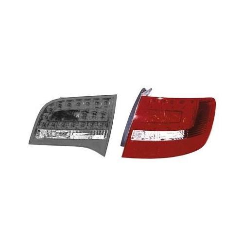 Combination Rearlight VAN WEZEL 0340936 AUDI