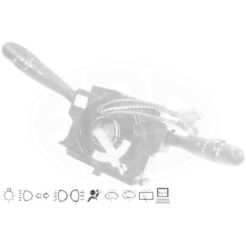 Steering Column Switch ERA 440349 OEM CITROËN/PEUGEOT